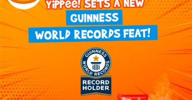 ITC Ltd.'s SunfeastYiPPee!'s 10th Anniversary celebrations make aGUINNESS WORLD RECORDS achievement