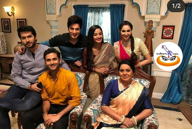 """""""It really gets difficult to hide our laughter while shooting a serious scene""""- Achherr Bhardwaj from Aye Mere Humsafar"""