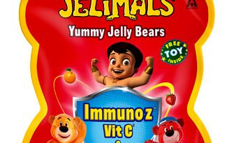 ITC Ltd. launches Jelimals Immunoz,Jellies fortified with 2 key nutrients, Vitamin C & Zincthat help support immune system amongst children