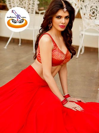 Sherlyn Chopra shows off her hot Navratri look and talks about feminism