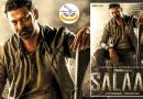 pan-India movie 'Salaar' with pan-India star Prabhas and director Prashanth Neel