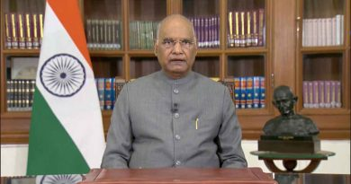 President Ram Nath Kovind's Speech: 72nd Republic Day, 2021