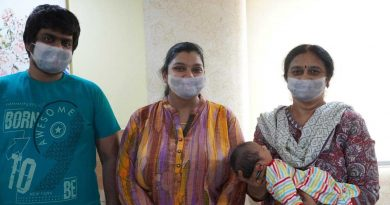 A young pregnant woman @123 kgs with high-risk pregnancy managed successfully by Medicover Doctors