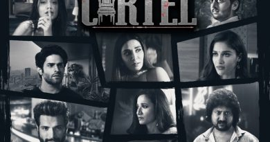 Divya Agarwal, Tanisstha Chaterjee, Samir Soni, Amey Wagh and others look fierce and powerful in another ensemble poster in ALTBalaji's upcoming web-series Cartel
